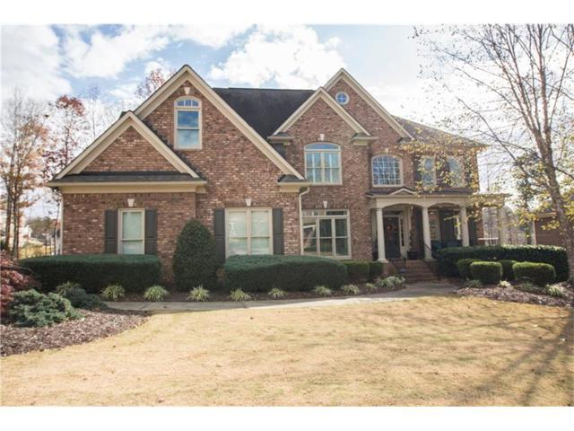 709 Park Haven Lane, Canton, GA 30115 (MLS #5935702) :: Path & Post Real Estate