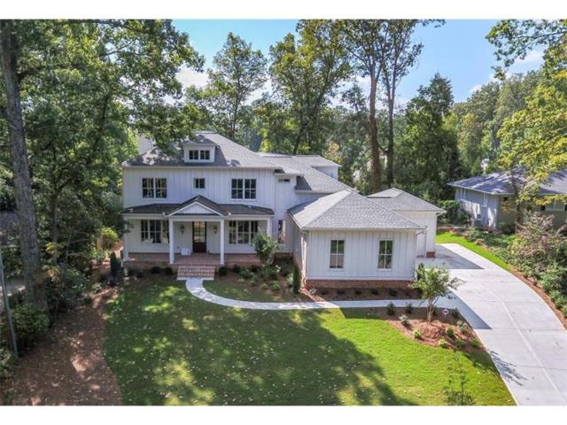375 Highbrook Drive, Sandy Springs, GA 30342 (MLS #5935719) :: Buy Sell Live Atlanta