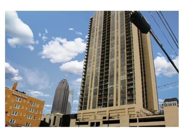 1280 W Peachtree Street NW #2103, Atlanta, GA 30309 (MLS #5935773) :: North Atlanta Home Team