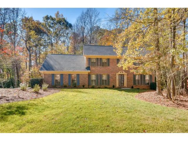 3898 Allenhurst Drive, Peachtree Corners, GA 30092 (MLS #5935782) :: Buy Sell Live Atlanta