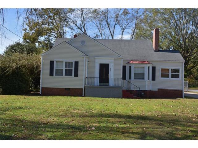 309 Emory Street, Oxford, GA 30054 (MLS #5935836) :: Main Street Realtors