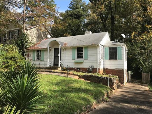 966 Gaston Street SW, Atlanta, GA 30310 (MLS #5935915) :: North Atlanta Home Team