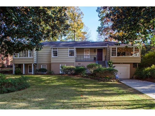 1179 Goodwin Road NE, Brookhaven, GA 30324 (MLS #5935949) :: North Atlanta Home Team