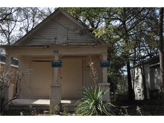955 Smith Street SW, Atlanta, GA 30310 (MLS #5935983) :: North Atlanta Home Team