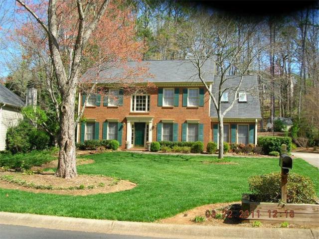 1571 Pine Creek Way, Woodstock, GA 30188 (MLS #5936024) :: Main Street Realtors