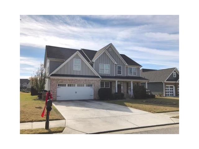 17 Cottage Walk NW, Cartersville, GA 30121 (MLS #5936025) :: Main Street Realtors