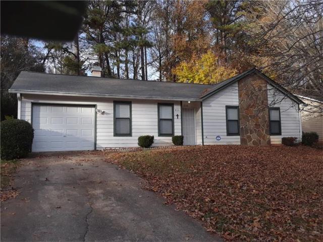 806 Greenhedge Drive, Stone Mountain, GA 30088 (MLS #5936035) :: North Atlanta Home Team