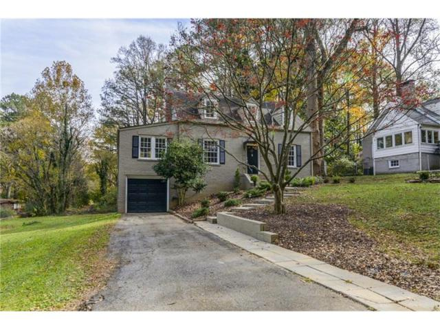 445 Superior, Decatur, GA 30030 (MLS #5936037) :: Dillard and Company Realty Group