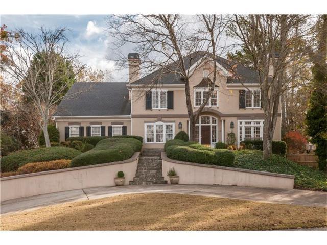 1845 Baldwin Way, Marietta, GA 30068 (MLS #5936067) :: Dillard and Company Realty Group