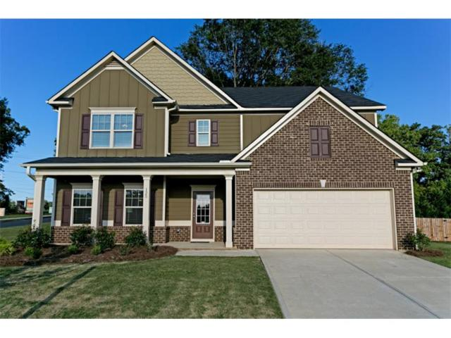 125 Cherokee Reserve Circle #1, Canton, GA 30115 (MLS #5936237) :: The Cowan Connection Team