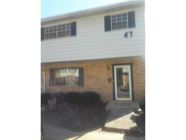 4701 Flat Shoals Road 47H, Union City, GA 30291 (MLS #5936323) :: North Atlanta Home Team