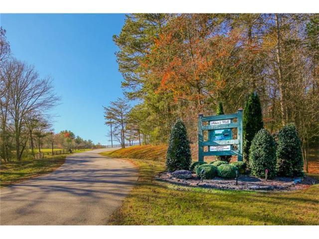 00 Mill Creek Trail, Dahlonega, GA 30533 (MLS #5936345) :: RE/MAX Paramount Properties
