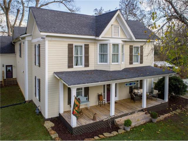 40 Homer Street, Maysville, GA 30558 (MLS #5936353) :: Dillard and Company Realty Group