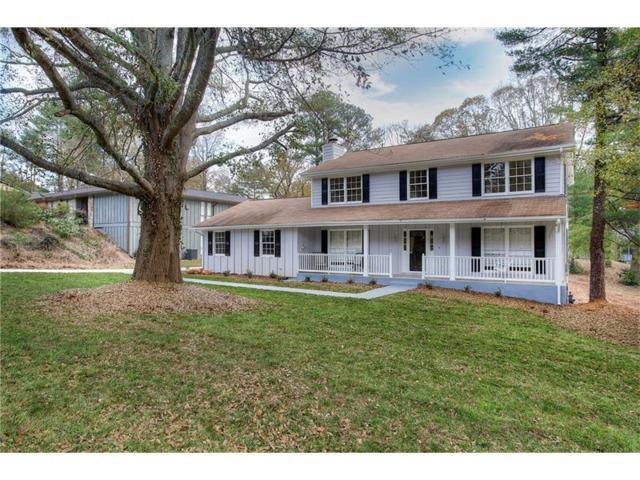 1558 Hairston Road S, Stone Mountain, GA 30087 (MLS #5936360) :: North Atlanta Home Team
