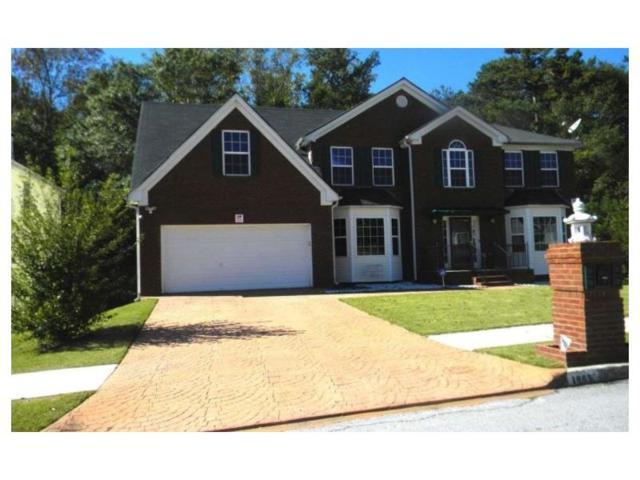 1865 Hillspring Lane, Lithonia, GA 30058 (MLS #5936392) :: North Atlanta Home Team