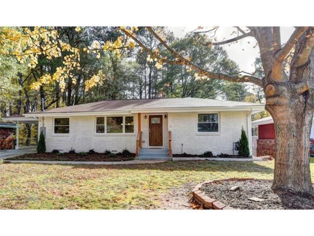 878 Lake Court SE, Smyrna, GA 30082 (MLS #5936394) :: North Atlanta Home Team