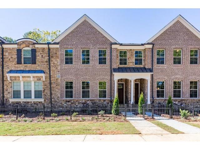 1824 Stephanie Trail #44, Atlanta, GA 30329 (MLS #5936407) :: North Atlanta Home Team