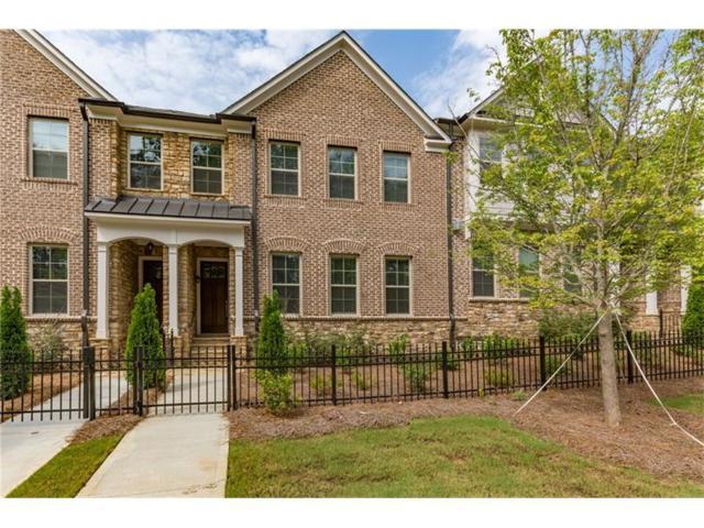 1822 Stephanie Trail #45, Atlanta, GA 30329 (MLS #5936408) :: North Atlanta Home Team