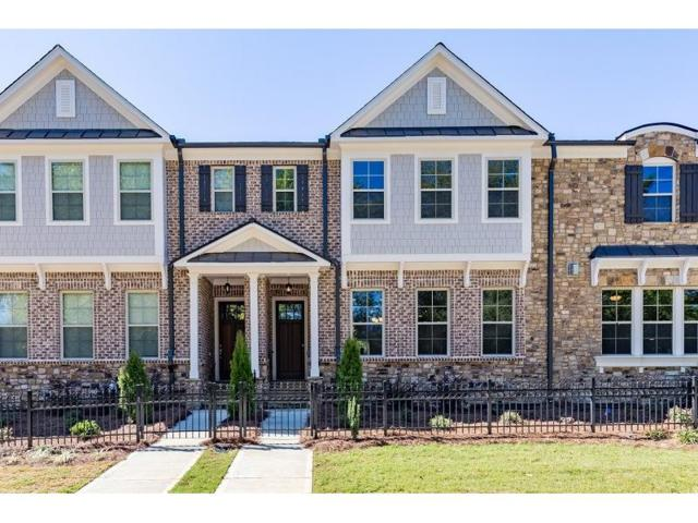 1818 Stephanie Trail #47, Atlanta, GA 30329 (MLS #5936409) :: North Atlanta Home Team