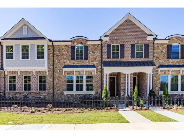 1816 Stephanie Trail #48, Atlanta, GA 30329 (MLS #5936410) :: North Atlanta Home Team