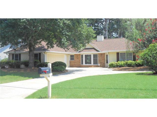 1456 Maple Ridge Drive, Suwanee, GA 30024 (MLS #5936441) :: North Atlanta Home Team