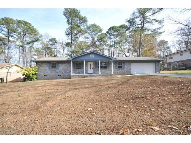 427 Pineburr Lane, Stone Mountain, GA 30087 (MLS #5936505) :: North Atlanta Home Team