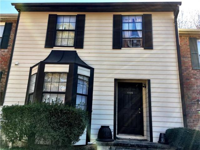 1005 Travelers Trail NW, Kennesaw, GA 30144 (MLS #5936674) :: Kennesaw Life Real Estate