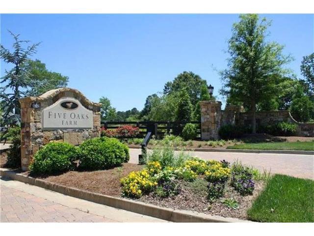 205 Five Oaks Farm Road, Alpharetta, GA 30004 (MLS #5937016) :: The Zac Team @ RE/MAX Metro Atlanta