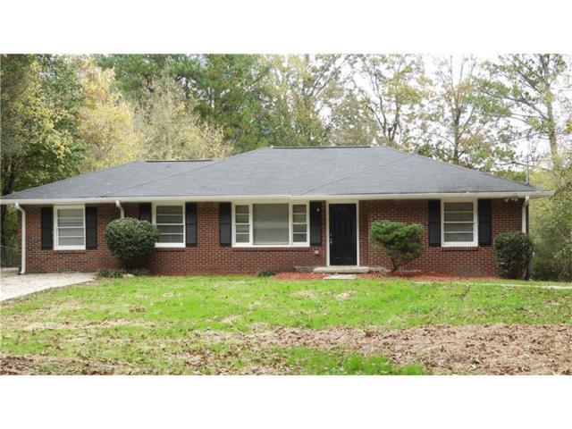 1430 Fairburn Road SW, Atlanta, GA 30331 (MLS #5937089) :: North Atlanta Home Team