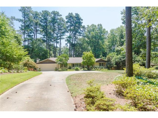 4615 Mystic Drive, Atlanta, GA 30342 (MLS #5937552) :: The Hinsons - Mike Hinson & Harriet Hinson