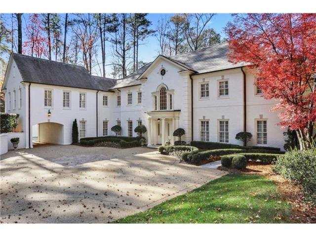 3584 Woodhaven Road NW, Atlanta, GA 30305 (MLS #5937563) :: North Atlanta Home Team