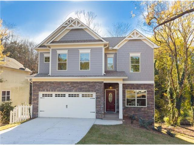 2573 Paul Avenue NW, Atlanta, GA 30318 (MLS #5937613) :: North Atlanta Home Team