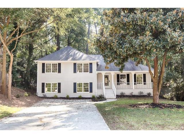 1655 Pierce Arrow Parkway, Tucker, GA 30084 (MLS #5937629) :: North Atlanta Home Team