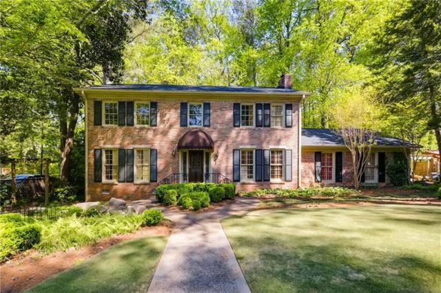 2848 Woodland Park Drive NE, Atlanta, GA 30345 (MLS #5938066) :: The Bolt Group