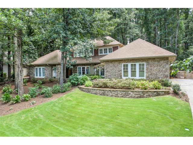 130 Clipper Bay Drive, Alpharetta, GA 30005 (MLS #5938470) :: North Atlanta Home Team