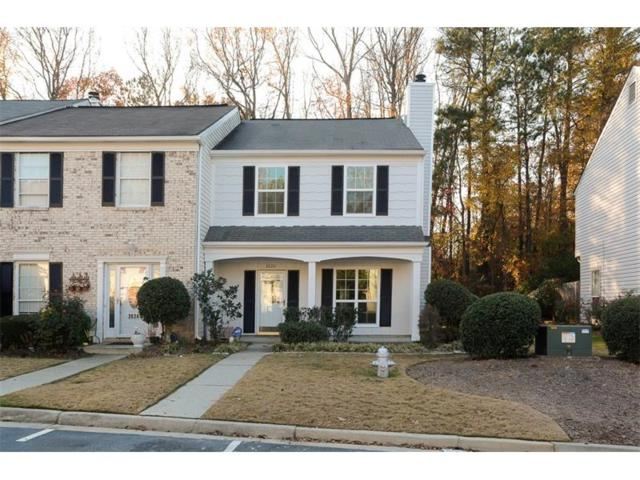 3626 Monticello Commons, Peachtree Corners, GA 30092 (MLS #5938609) :: North Atlanta Home Team
