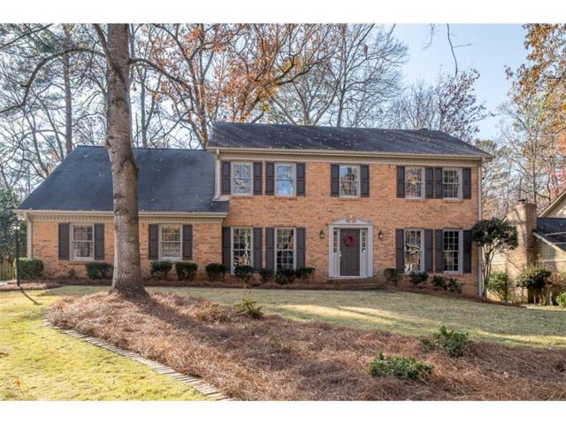 4062 Glen Meadow Drive, Peachtree Corners, GA 30092 (MLS #5938681) :: North Atlanta Home Team