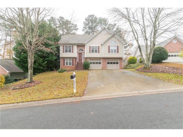 2840 Cressington Bend NW, Kennesaw, GA 30144 (MLS #5938695) :: North Atlanta Home Team