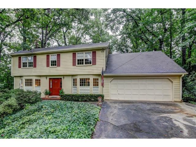 5655 Windy Ridge Drive, Sandy Springs, GA 30342 (MLS #5938712) :: North Atlanta Home Team