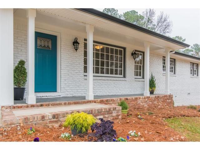 491 Pineview Drive, Smyrna, GA 30082 (MLS #5938771) :: North Atlanta Home Team