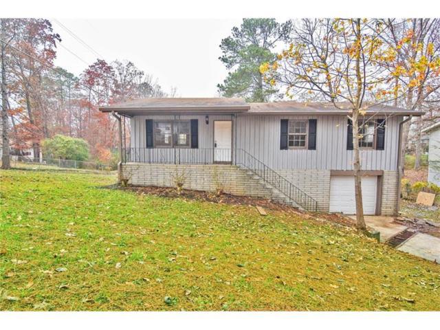 2514 Woodland Drive, Kennesaw, GA 30152 (MLS #5938800) :: North Atlanta Home Team