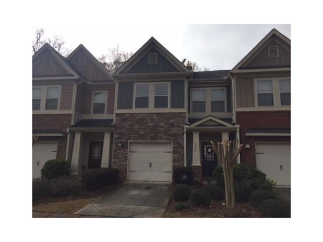 3243 Brent Way #3243, Decatur, GA 30032 (MLS #5938955) :: North Atlanta Home Team