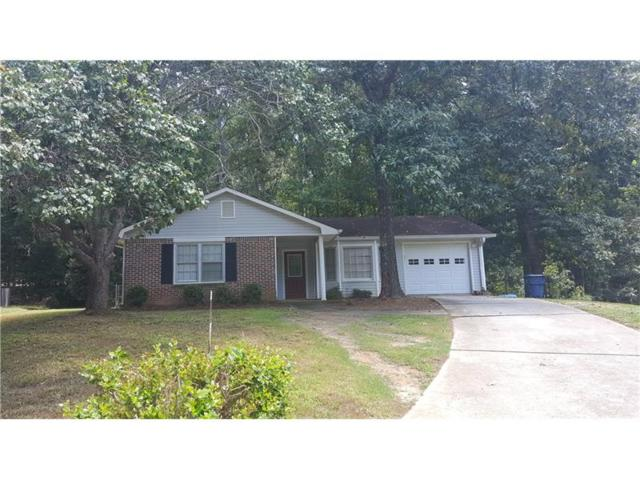 613 Windsor Drive, Conyers, GA 30094 (MLS #5938968) :: Carr Real Estate Experts
