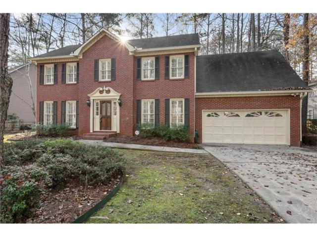 1520 N Milford Creek Lane SW, Marietta, GA 30008 (MLS #5939240) :: North Atlanta Home Team