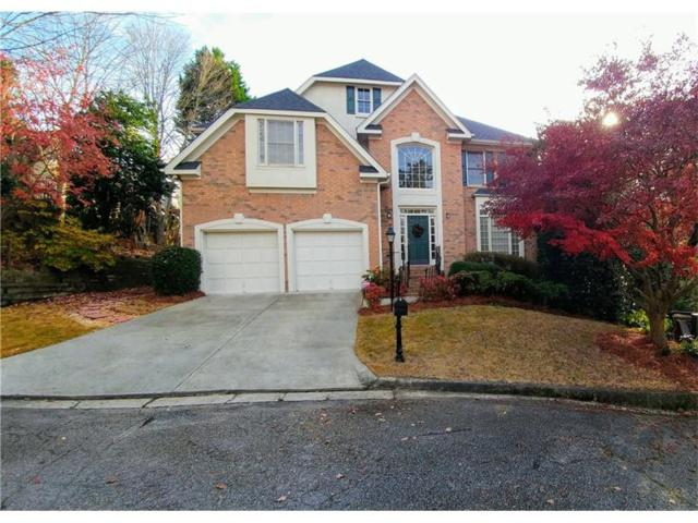 1483 North Springs Drive, Dunwoody, GA 30338 (MLS #5939439) :: Rock River Realty