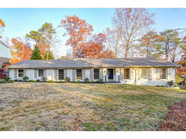 1961 Starfire Drive NE, Atlanta, GA 30345 (MLS #5939459) :: North Atlanta Home Team