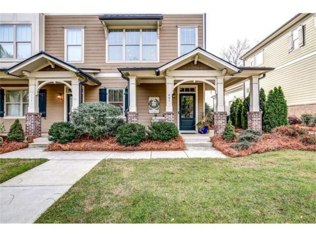 651 East Avenue NE B, Atlanta, GA 30312 (MLS #5939486) :: North Atlanta Home Team