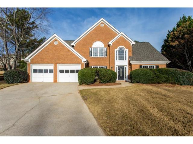535 Sherman Oaks Way, Alpharetta, GA 30004 (MLS #5939650) :: RE/MAX Paramount Properties