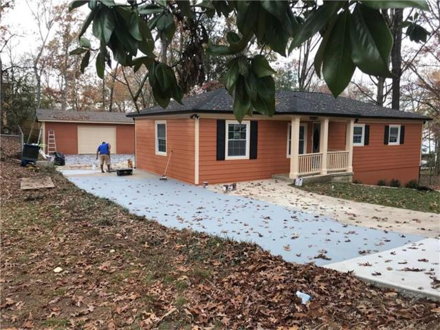 5740 SE Lisa Lane SE, Austell, GA 30168 (MLS #5939689) :: North Atlanta Home Team