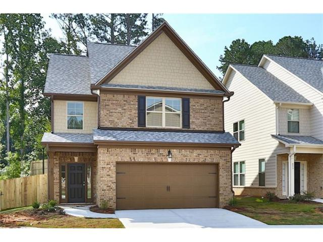 5791 Peltier Trace, Norcross, GA 30093 (MLS #5939873) :: North Atlanta Home Team